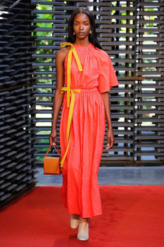 LFW: Sweet Colours At The Roksanda Spring 2019 Collection 11