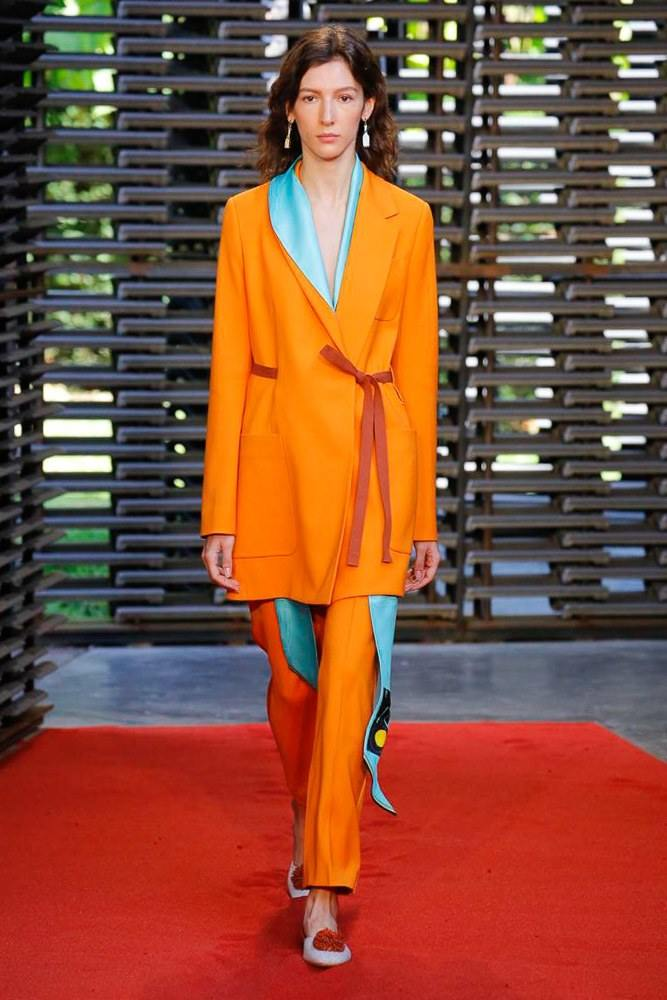 LFW: Sweet Colours At The Roksanda Spring 2019 Collection 12