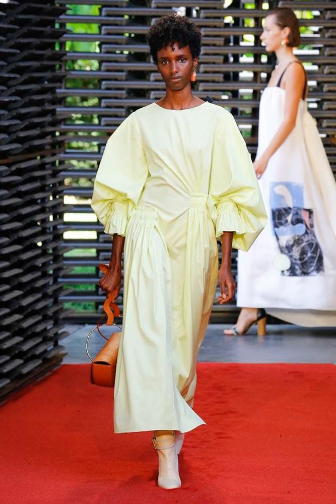 LFW: Sweet Colours At The Roksanda Spring 2019 Collection 19