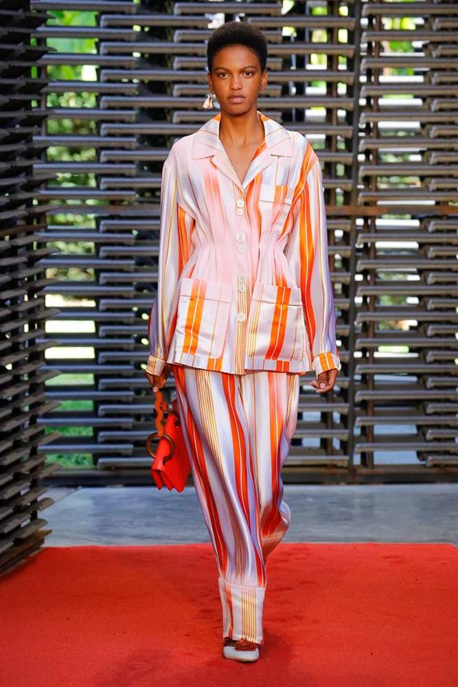 LFW: Sweet Colours At The Roksanda Spring 2019 Collection 27