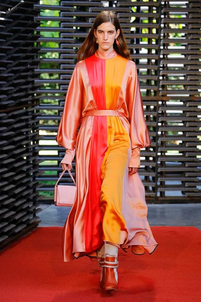 LFW: Sweet Colours At The Roksanda Spring 2019 Collection 3