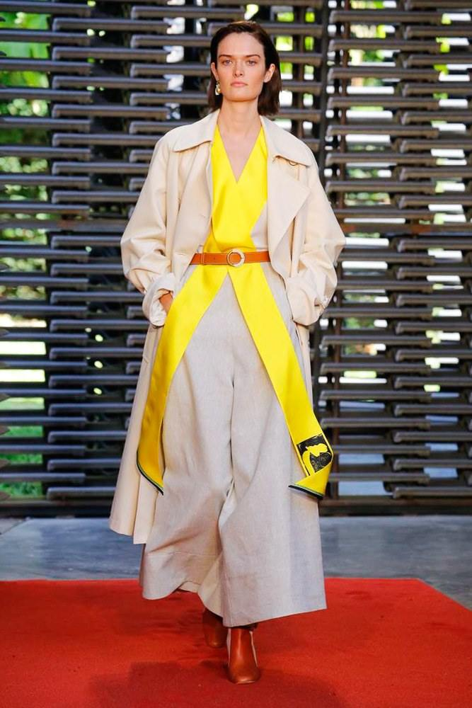 LFW: Sweet Colours At The Roksanda Spring 2019 Collection 7