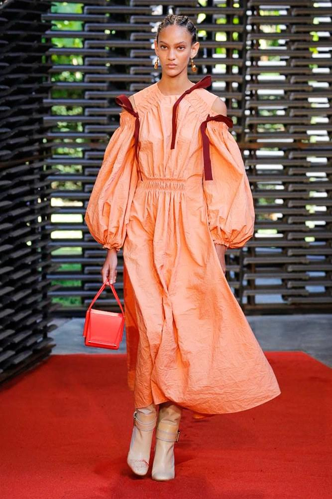LFW: Sweet Colours At The Roksanda Spring 2019 Collection 8
