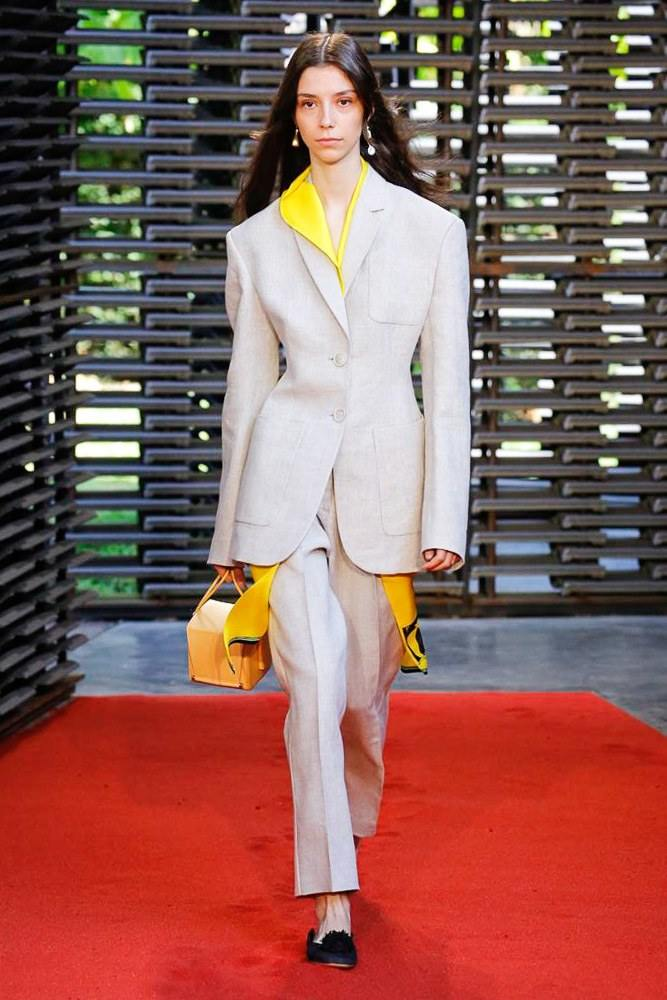 LFW: Sweet Colours At The Roksanda Spring 2019 Collection 9