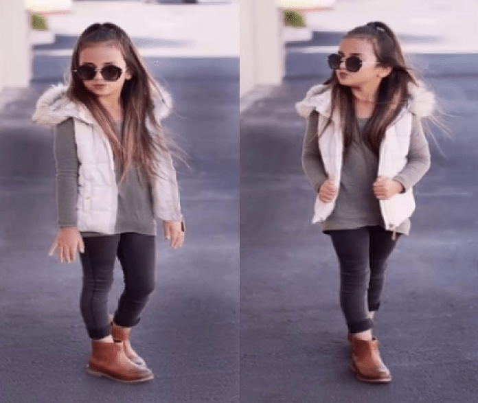 10 Overwhelming Fabulous Modern Baby Outfit For Girls 2