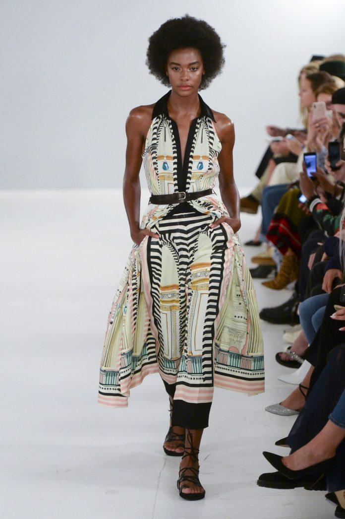 Bohemian! Temperley London Spring 2019 Collection At London Fashion Week 1