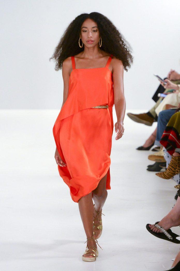 Bohemian! Temperley London Spring 2019 Collection At London Fashion Week 14