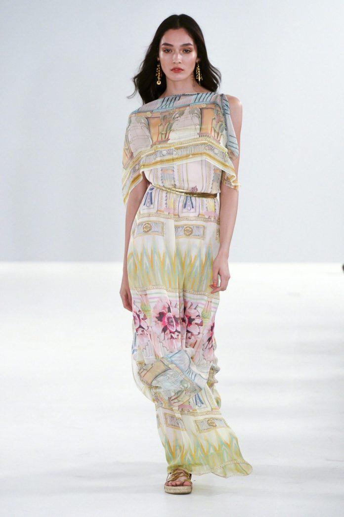 Bohemian! Temperley London Spring 2019 Collection At London Fashion Week 16