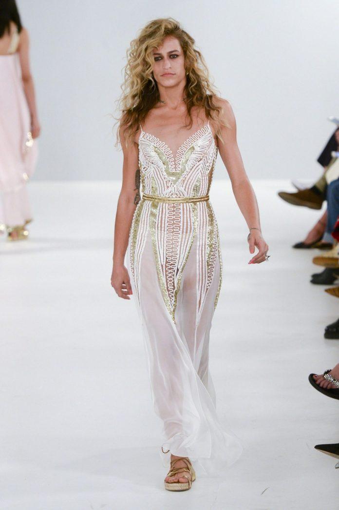 Bohemian! Temperley London Spring 2019 Collection At London Fashion Week 21