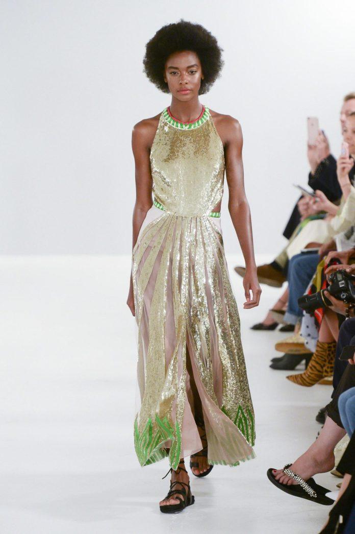 Bohemian! Temperley London Spring 2019 Collection At London Fashion Week 22