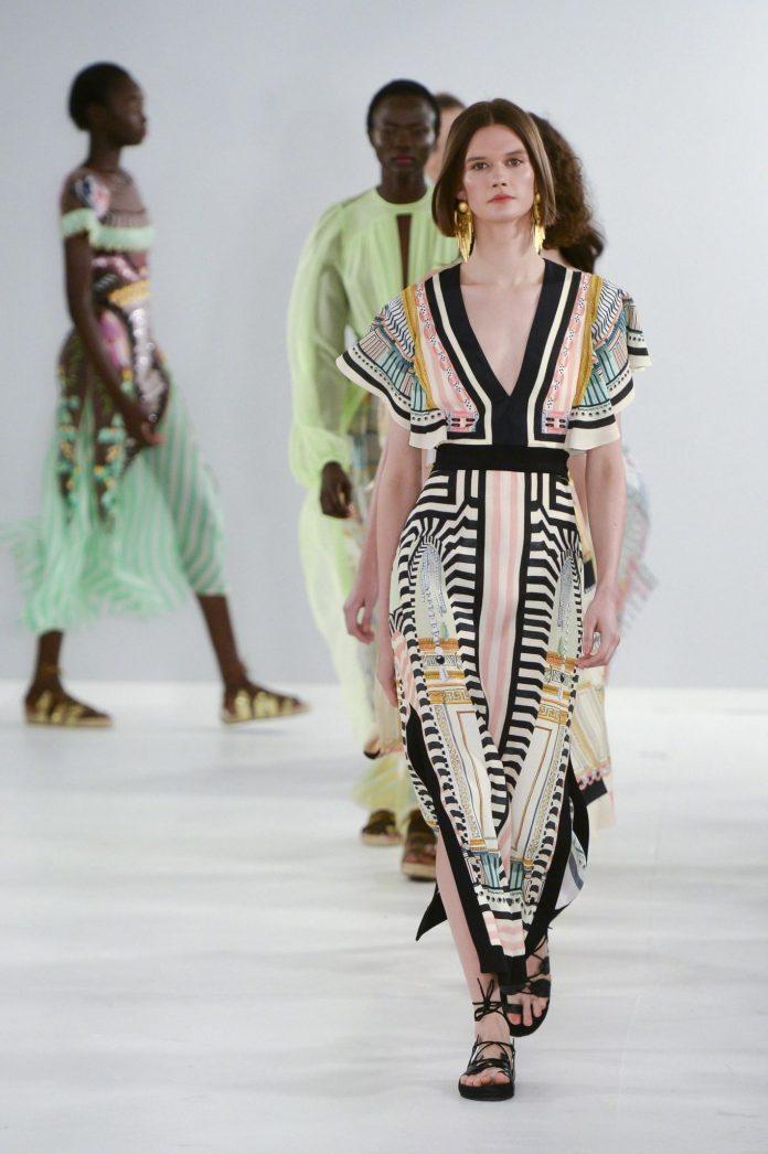 Bohemian! Temperley London Spring 2019 Collection At London Fashion Week 31