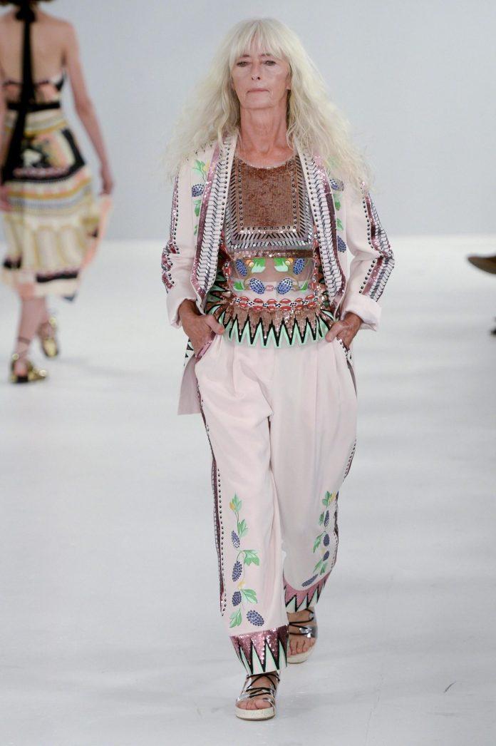 Bohemian! Temperley London Spring 2019 Collection At London Fashion Week 4