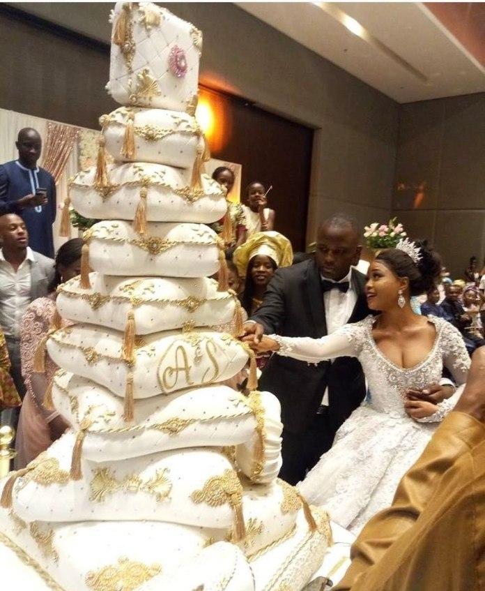 Weddings: 5 Mind Blowing Wedding Cake Inspirations 2