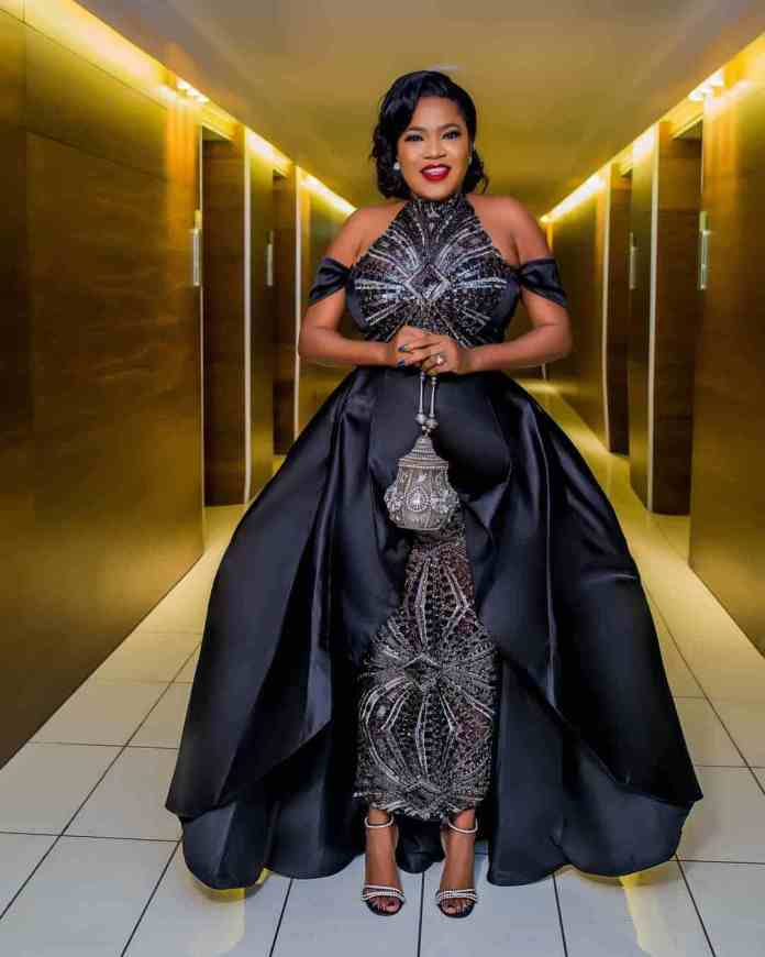 Revealed: Toyin Abraham's Fiancee Reportedly Dumps Her 1