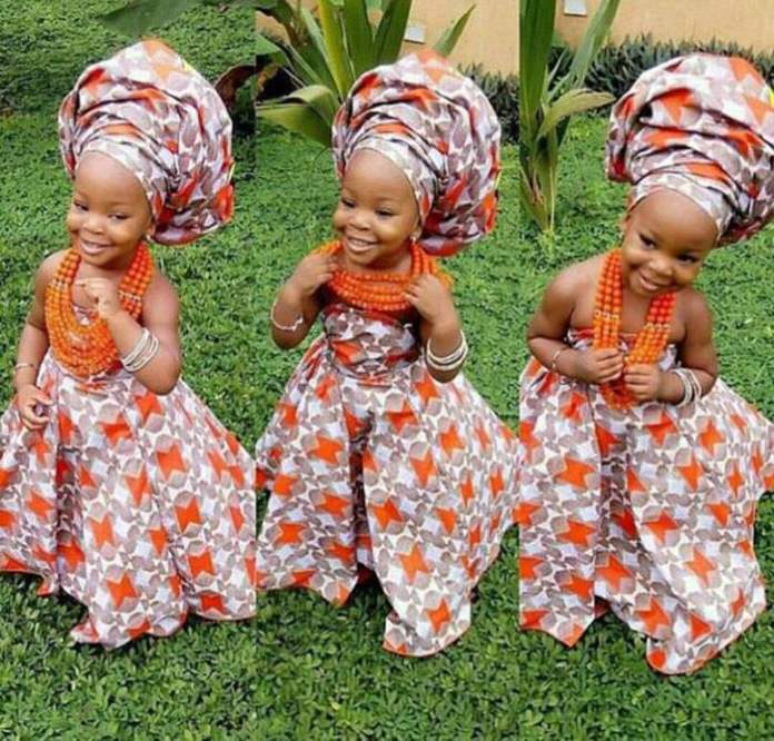 Ankara Styles: 7 Mind-Blowing Ankara Styles For Babies 6