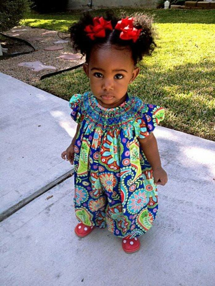 Ankara Styles: 7 Mind-Blowing Ankara Styles For Babies 3