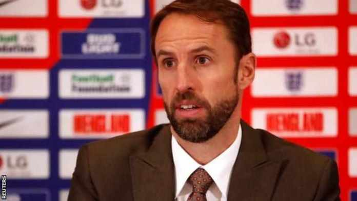 Euro 2020 Gareth Southgate