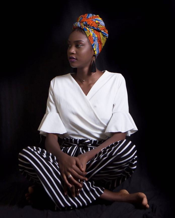 Muslimah Style: Aby Wade Enjoys Everything Called Fashion 2