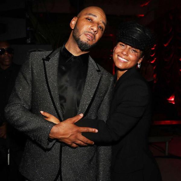 Alicia Keys Surprises Swizz Beats With An Aston Martin As He Turns 40 1