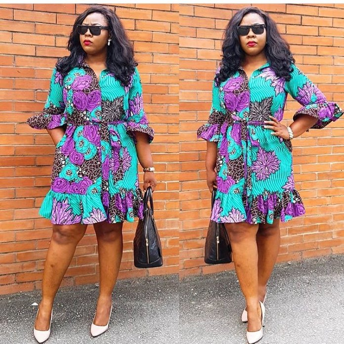 Ankara Style: Bell Sleeves That Will Give A Total Spice To Your Outfit 6