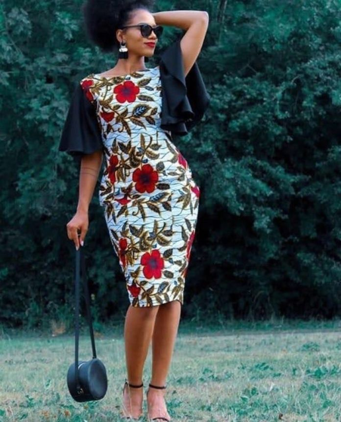 Ankara Style: Get Chic and Super Cute In This Lovely Gowns 2