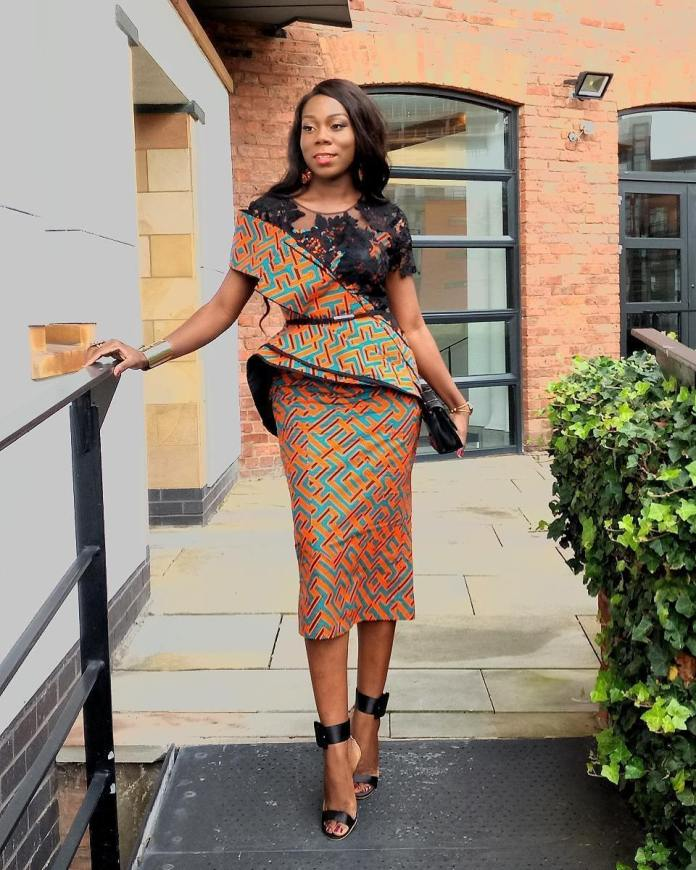 Ankara Style: Most Gorgeous Styles Right In Time For The Weekend 5