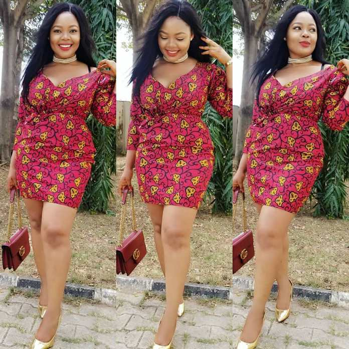 Ankara Style: The Best 2019 Designs That You Should Be Rocking 3