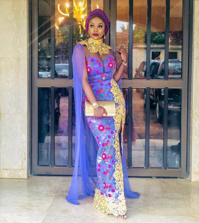 Aso Ebi Style: Stand Out Styles You Will Totally Adore 5
