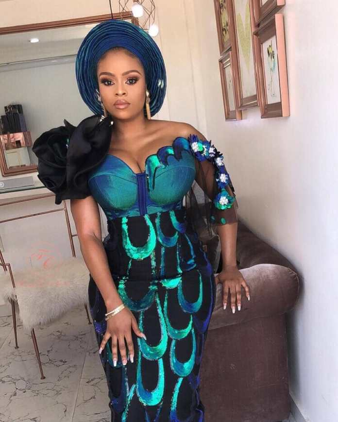 Aso Ebi Style: Stand Out Styles You Will Totally Adore 7
