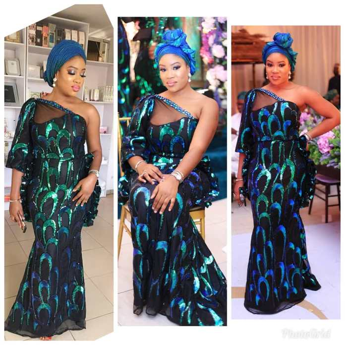 Aso Ebi Style: 7 Bubbly Styles You Would Love To Try Out 1