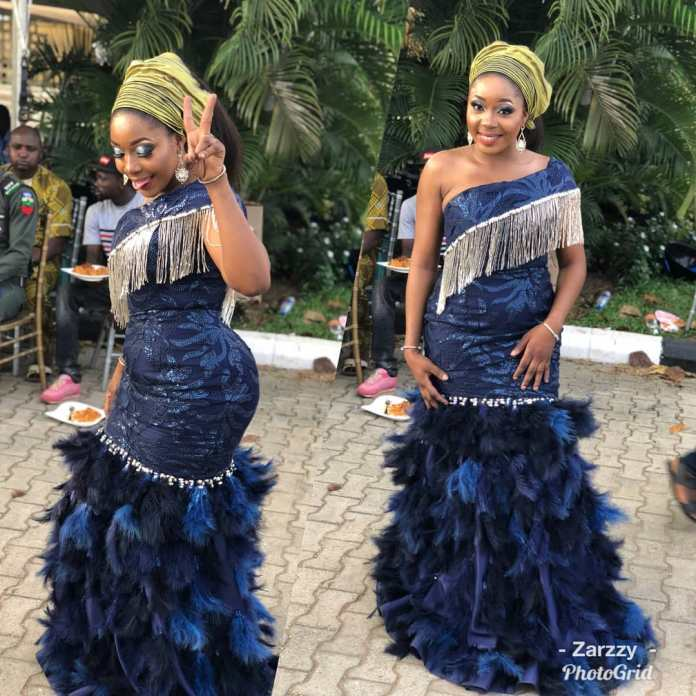 Aso Ebi Style: 7 Bubbly Styles You Would Love To Try Out 5