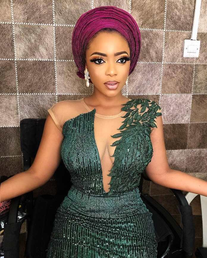 Aso Ebi Style: Stunning Makeup And Gele Styles To Compliment Your Aso Ebi 8