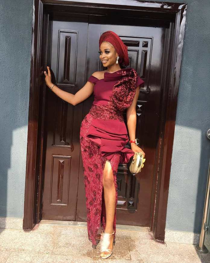Aso Ebi Style: Check Out The Trending Aso Ebi Styles 3