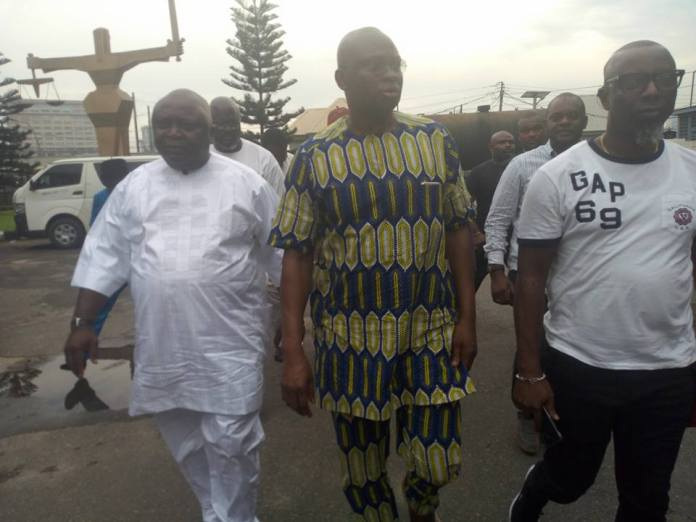 Goodluck Jonathan Is The Last Democrat To Rule Nigeria - Fayose 3