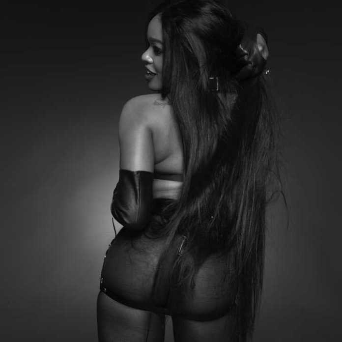 Azealia Banks Flaunts Her Body And Bum In Sheer Raunchy Outfit 1