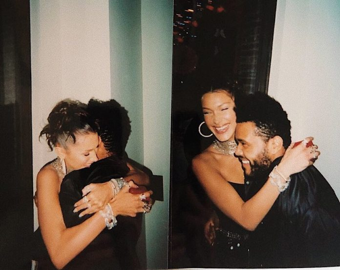 Bella Hadid Shares More Photos From Her Surprise Birthday Party As She Thanks The Weeknd 1