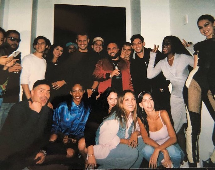 Bella Hadid Shares More Photos From Her Surprise Birthday Party As She Thanks The Weeknd 3