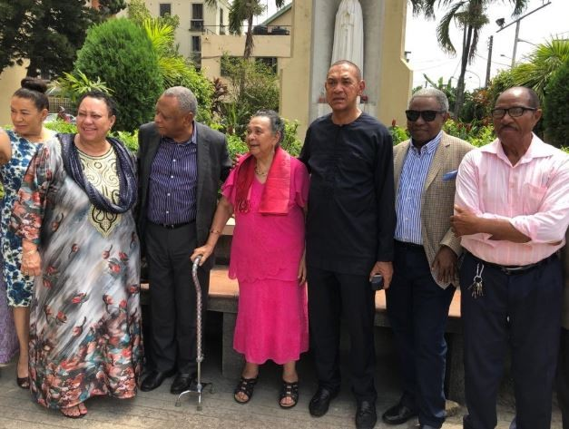Like Mother Like Son! See How Ben Bruce Celebrated His Mom's 92nd Birthday 1