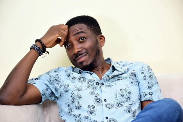 MCM: Bovi Is The Real Multitalented Comedian, Actor And The Man On Fire 1
