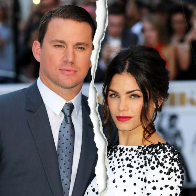 It's Official! Jenna Dewan Files For Divorce From Channing Tatum...After He's Linked With Jessie J 1