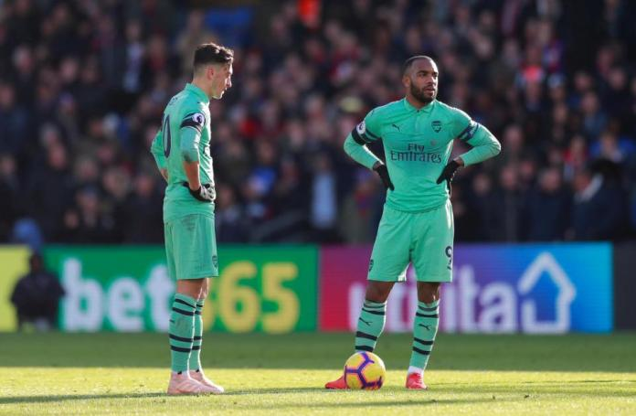 Crystal Palace 2 Arsenal 2: Palace Score Twice To Earn Dramatic Late Draw And End Arsenal's 11-game Winning Run 4