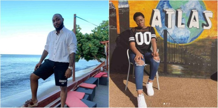 Davido Accused Of Bullying A 17-year-old Girl 1