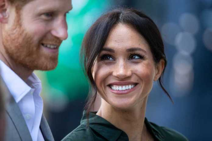 Royal Baby Announcement Is Downright Sexist! Blossom Ozurumba Fires At The Duke And Duchess Of Sussex 1