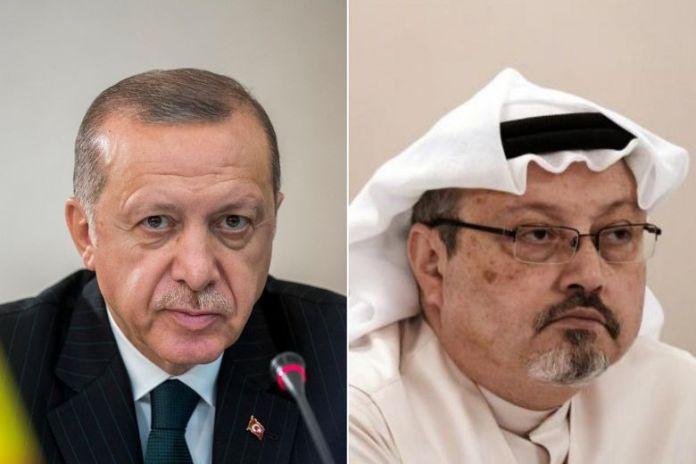 Turkey's President Erdoğan Reveals Saudi Hit Squad Planned Jamal Khashoggi's Murder Days Ahead 1