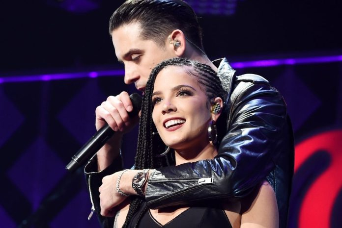 Halsey And G-Eazy 'Break Up Again'...Two Months After Reconciling 1