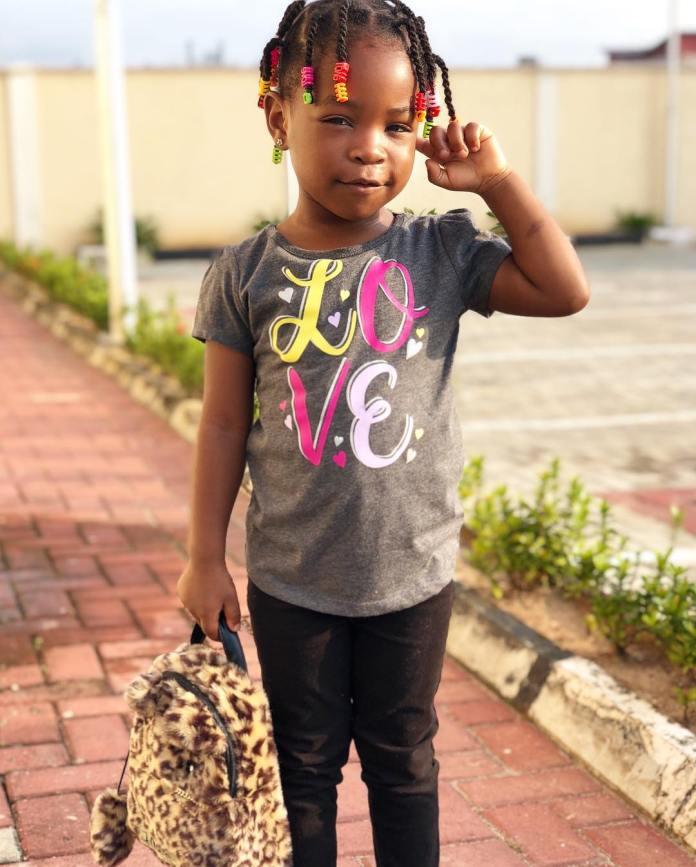KOKO Junior: Stunning New Photos Of Imade Adeleke 1