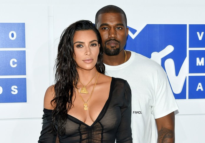 Kim Kardashian And Kanye West Set To Welcome Fourth Child As Surrogate Goes Into Labour 2