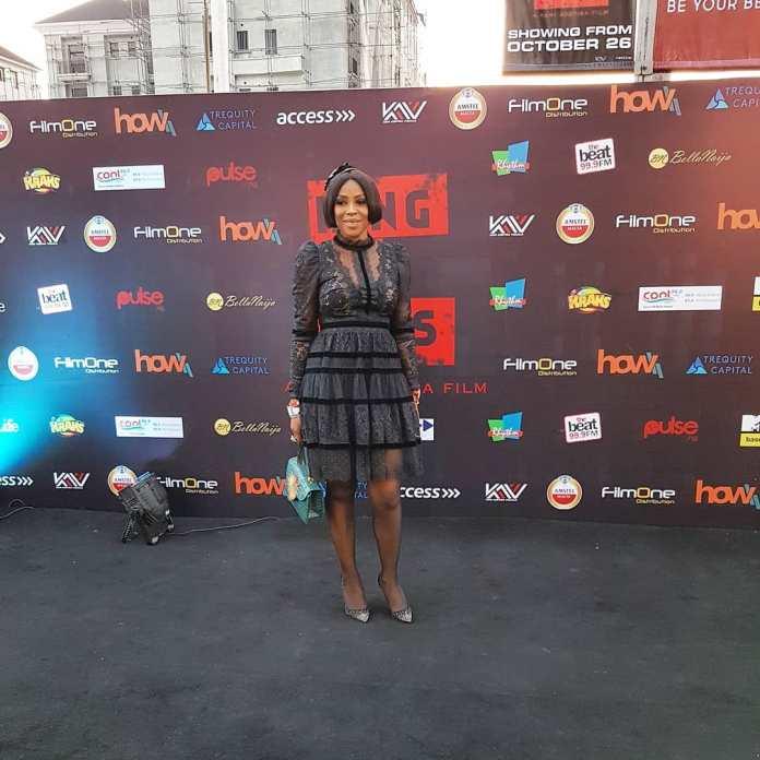 The Insider: Stunning Photos From Kemi Adetiba's 'King Of Boys' Premiere 3