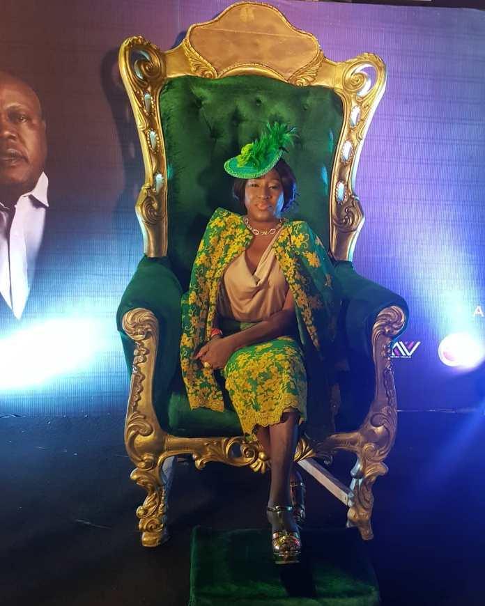 The Insider: Stunning Photos From Kemi Adetiba's 'King Of Boys' Premiere 6