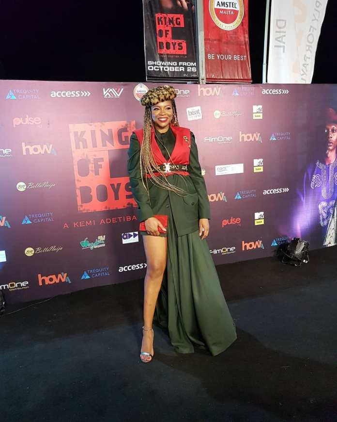 The Insider: Stunning Photos From Kemi Adetiba's 'King Of Boys' Premiere 11